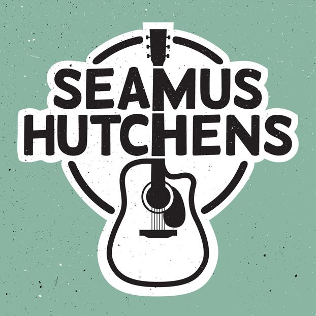 Seamus Hutchens Sticker - 622px