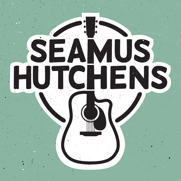 Seamus Hutchens Sticker - 622px