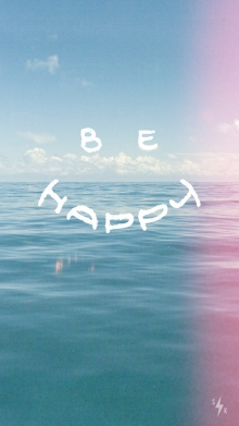 Be Happy-Wallpaper-800x1422